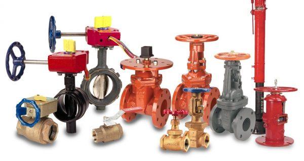 Действие и управление трубопроводной арматуры